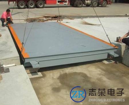 信阳80吨地磅生产商/80吨地